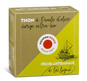 thon-selection-vert-pompon-rouge